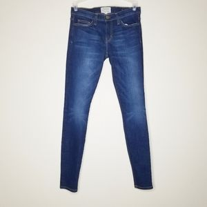 Current Elliott 》 Cheville The Ankle Skinny Jean